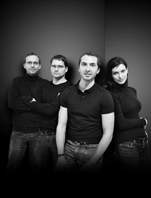 indigo-quartet