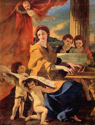 sv. Cecílie